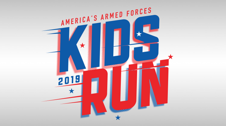Armed Forces Kids Run