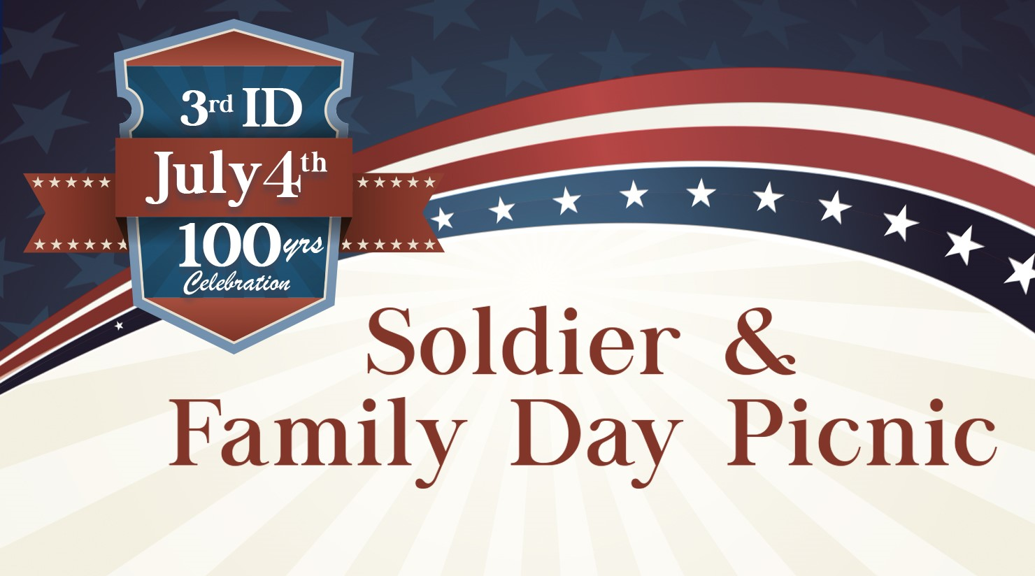 Soldier & Family Day Picnic