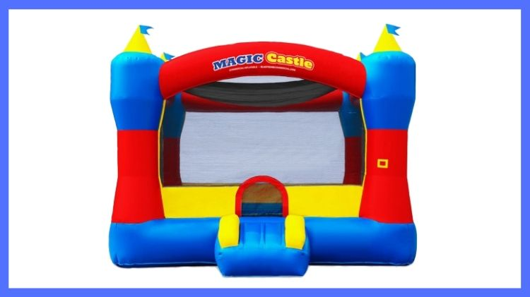 Magic Castle Bouncer-Medium