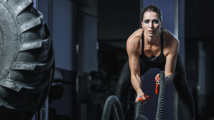Functional Fitness Classes-Stewart