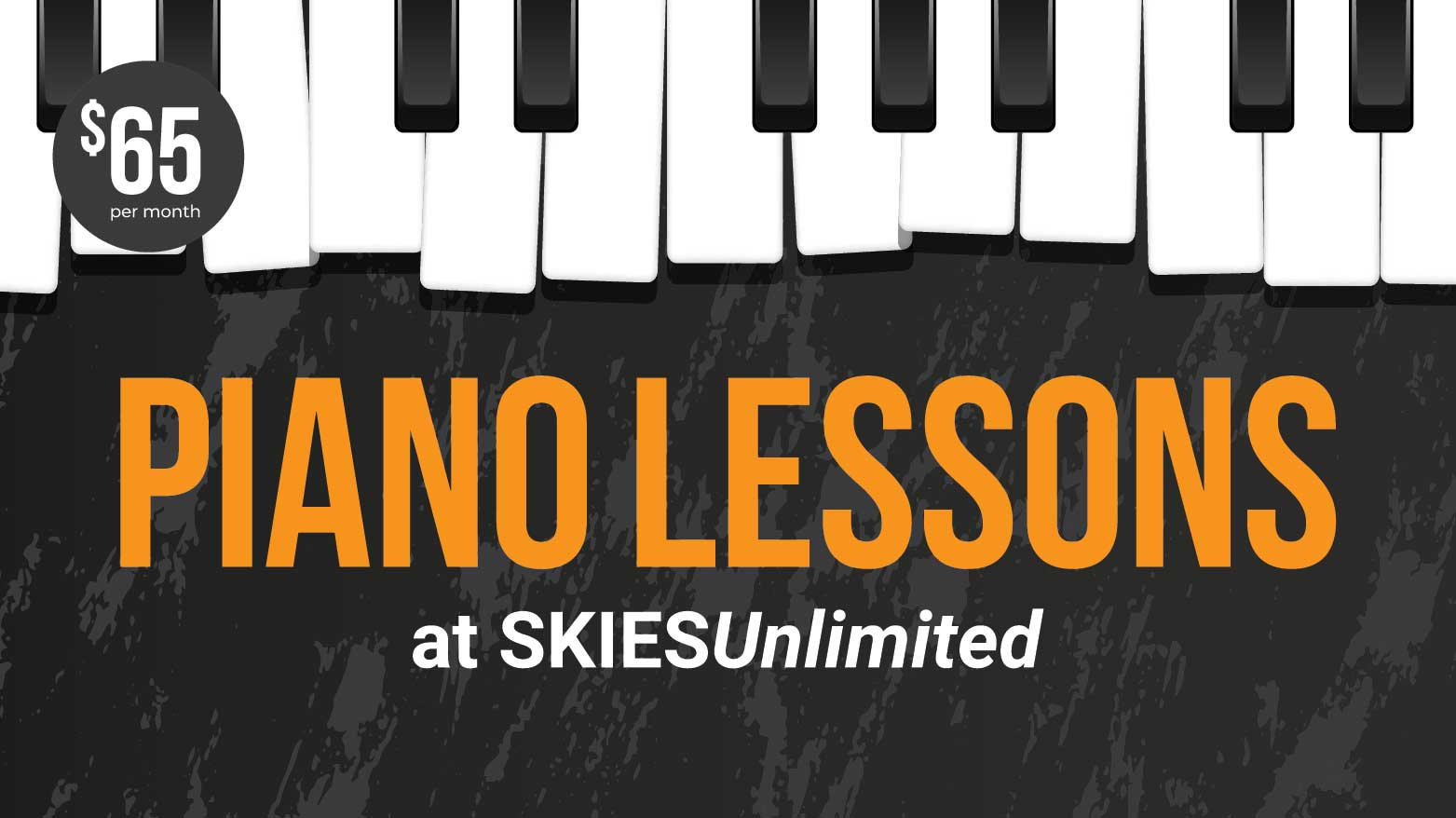 SKIES Unlimited Piano (FS & HAAF)