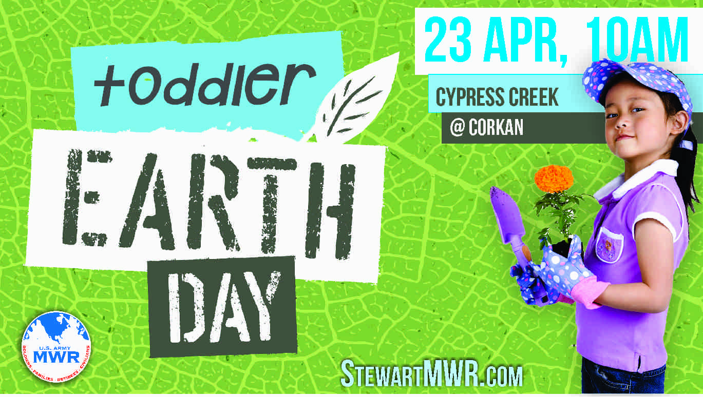 Toddler Earth Day