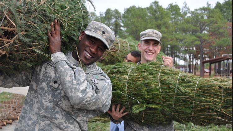 Trees For Troops (FS)