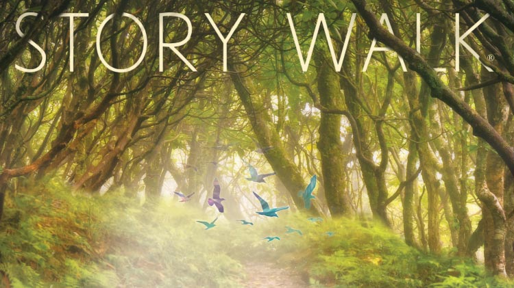 Library Story Walk