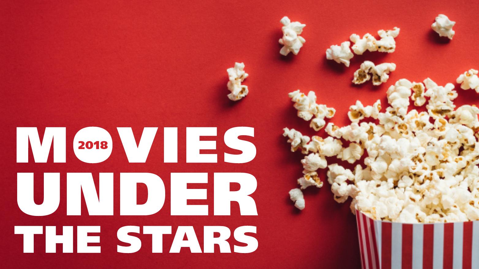Movies Under the Stars: Summer 2018