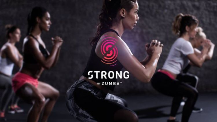 Zumba Strong (FS)- CANCELLED