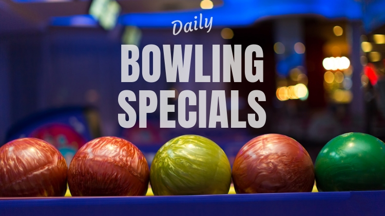 Daily Bowling Specials