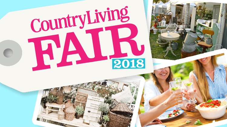 Country Living Fair 2018 - Atlanta