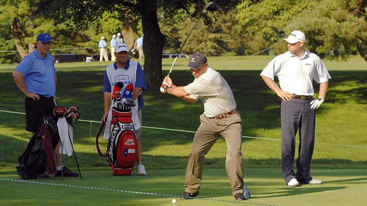 Garrison Commander's Golf Scramble