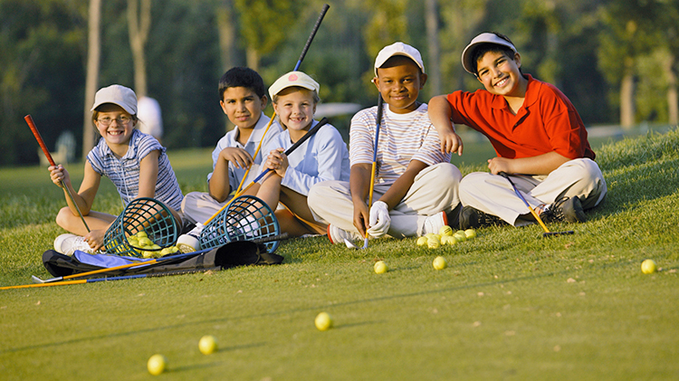 Monthly Junior Golf Clinics
