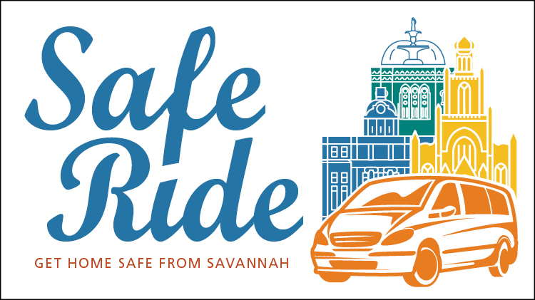 Safe Ride - Shuttle To Savannah