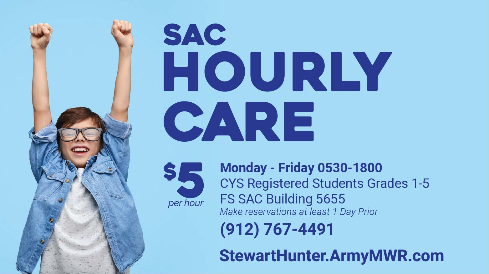 School Age Center Hourly Care - FS