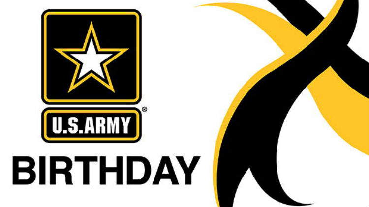 Army Birthday Specials