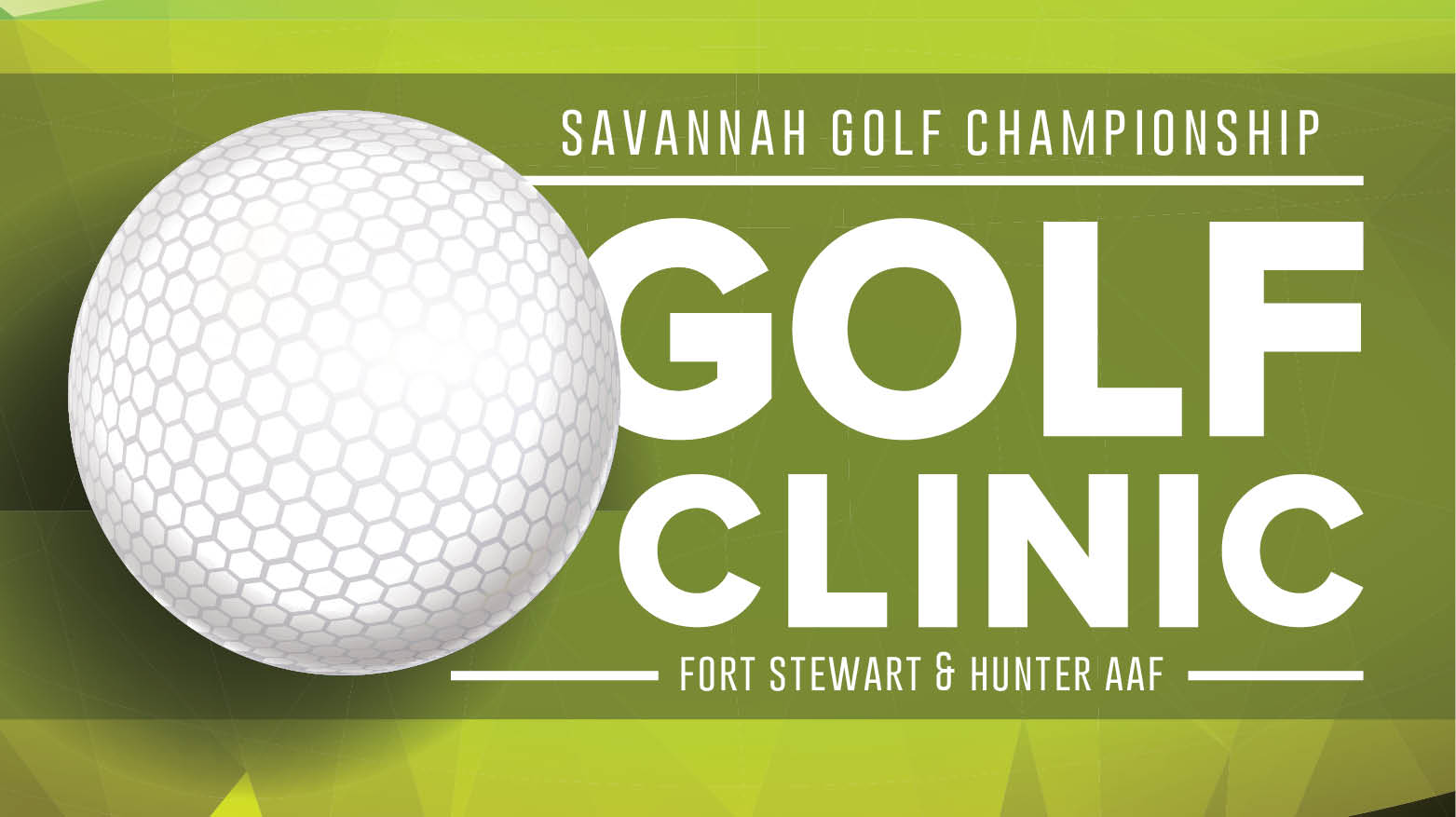 Savannah Golf Championship - Golf Clinic