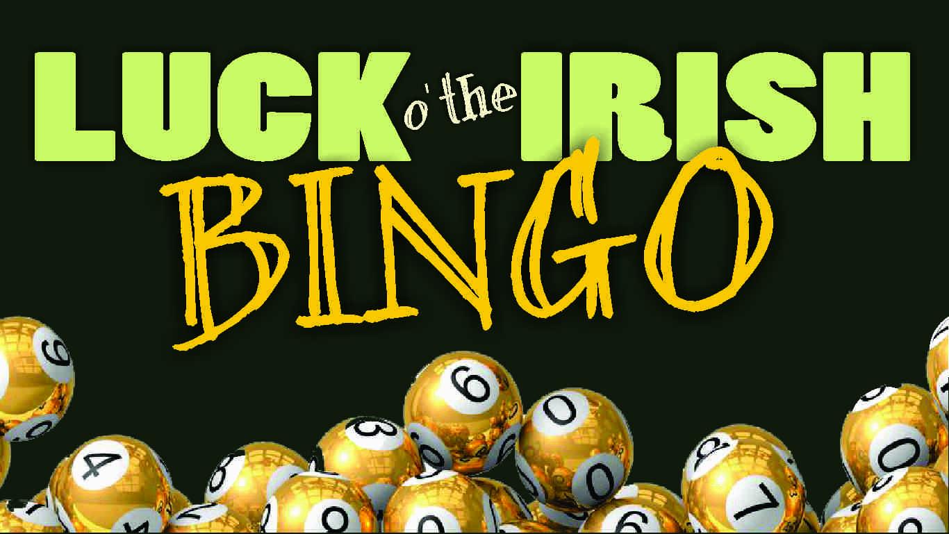Luck O' the Irish Bingo