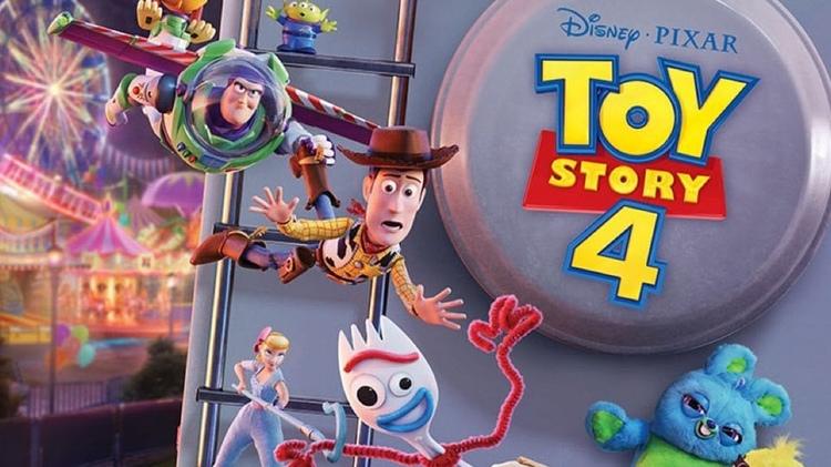 BOSS Movie Night: Toy Story 4