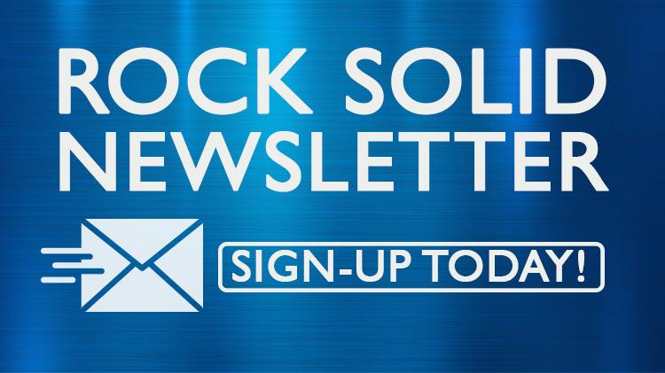 """GET """"ROCK SOLID"""""""