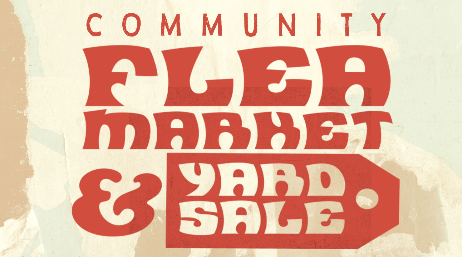 Community Yard Sale & Flea Market